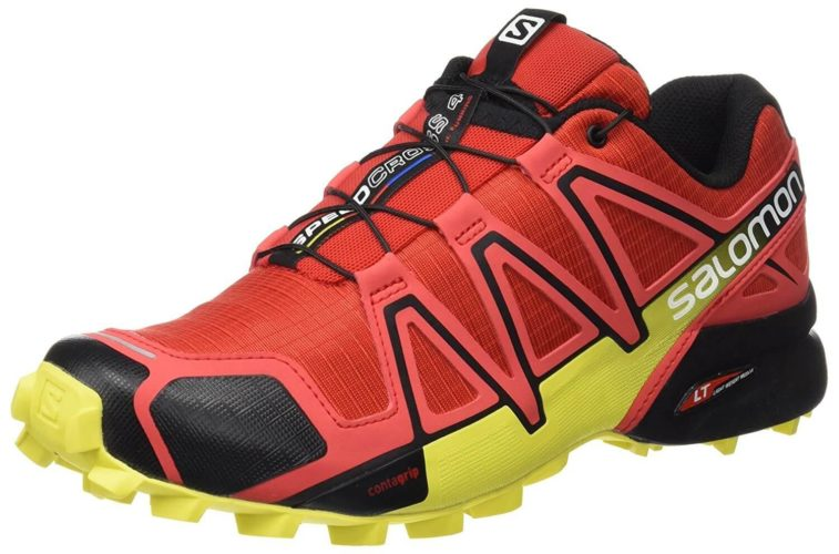 salomon speedcross 4 wide gtx test