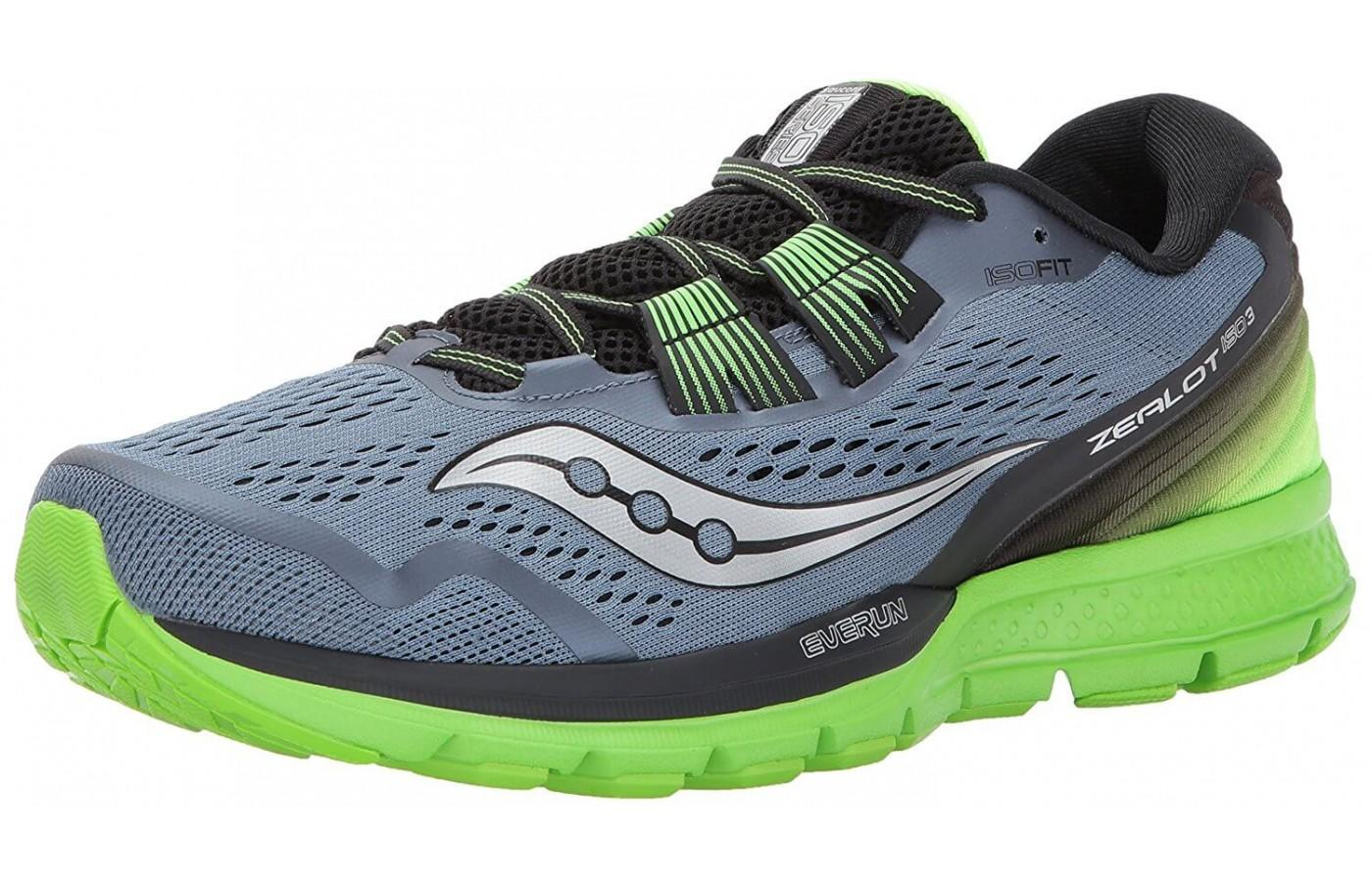 Saucony Zealot ISO 3 Review - To buy or not in 2020 ...